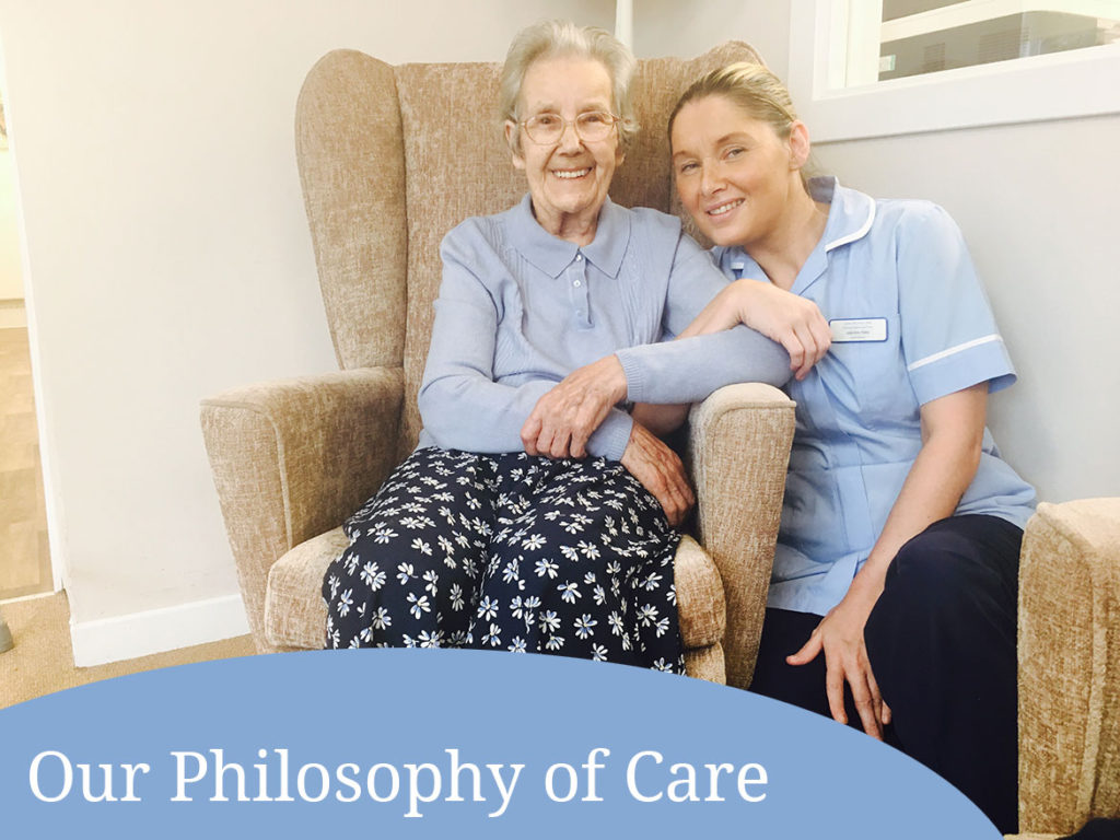 Parkhouse Manor - our philosophy of care